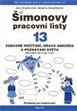 Šimonovy pracovní listy 13 - obálka