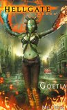 Hellgate London - Goethia (Hellgate London 02) - obálka