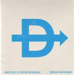 Obálka titulu Kapitoly z dějin designu