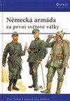 Obálka knihy Německá armáda