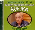 Osudy dobrého vojáka Švejka CD 1 & 2 - obálka