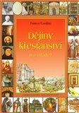 Dějiny křesťanství pro mládež - obálka