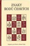 Znaky rodů českých - obálka