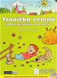 Travička zelená - Lidové písničky pro děti 1 - obálka