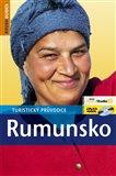 Rumunsko - turistický průvodce - obálka