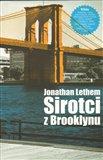 Sirotci z Brooklynu - obálka