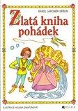Zlatá kniha pohádek - obálka