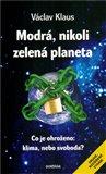 Modrá, nikoli zelená planeta (2. vyd) - obálka