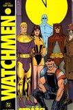 Watchmen - Strážci - obálka