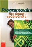 Programování pro úplné začátečníky (pro úplné začátečníky) - obálka
