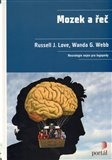 Mozek a řeč (Neurologie nejen pro logopedy) - obálka