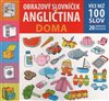 Obálka knihy Obrazový slovníček - Angličtina - doma