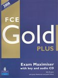 FCE Gold Plus Exam Maximiser with key and audio CD - obálka