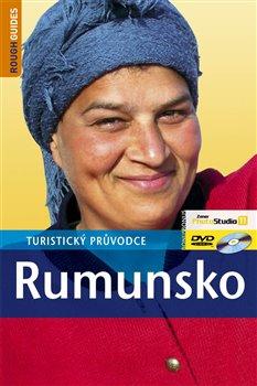 Obálka titulu Rumunsko - turistický průvodce