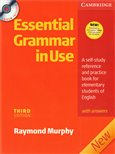 Essential Grammar in Use  with answers and CD-ROM - 3rd edition - obálka