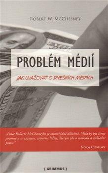 Obálka titulu Problém médií