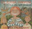 Pipi Dlouhá punčocha (Audiokniha) - obálka