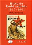 Historie Rudé armády 1917-1941, I. a II. - obálka