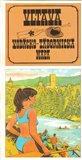 Vltava : vodácko-tábornická mapa - obálka