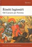 Římští legionáři - obálka