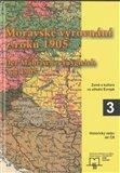 Moravské vyrovnání z roku 1905 - obálka