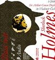 Sherlock Holmes - Žlutá tvář - obálka