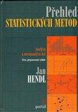 Přehled statistických metod zpracování dat /3.vydání/ - obálka