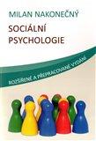 Sociální psychologie - obálka