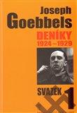 Joseph Goebbels: Deníky 1924-1929 (svazek 1) - obálka