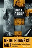 Nejhledanější muž (Předloha ke špionážnímu thrilleru) - obálka