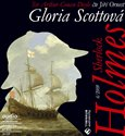 Sherlock Holmes - Gloria Scottová - obálka