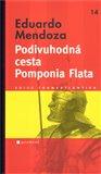 Podivuhodná cesta Pomponia Flata - obálka