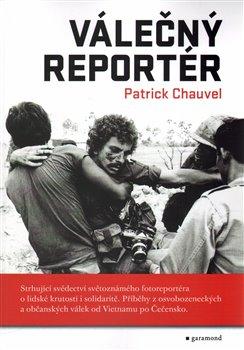 Obálka titulu Válečný reportér
