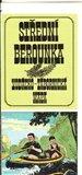 Střední Berounka : vodácko-tábornická mapa - obálka