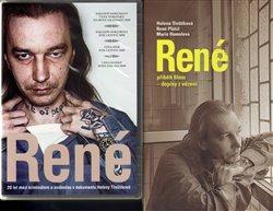 Obálka titulu René + DVD