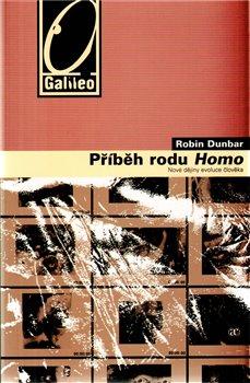 Obálka titulu Příběh rodu homo