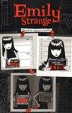 Emily Strange (Ztracená, temná a znuděná) - obálka