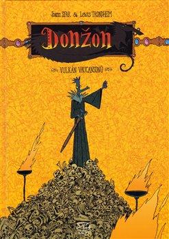 Obálka titulu Vulkán Vaucansonů