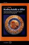 Kniha kódů a šifer - obálka