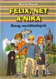 Felix, Net a Nika - obálka