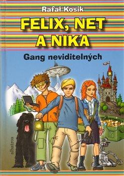 Obálka titulu Felix, Net a Nika