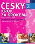 Česky krok za krokem 2 (Czech Step by Step 2 / Tschechisch Schritt für Schritt 2) - obálka