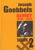 Joseph Goebbels: Deníky 1930-1934 (svazek 2) - obálka