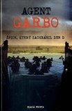 Agent Garbo - obálka