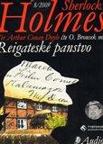 Sherlock Holmes - Reigateské panstvo -  8/2009 - obálka