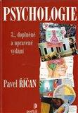 Psychologie - příručka pro studenty - obálka