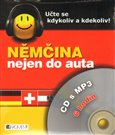 Němčina nejen do auta + CD s MP3 - obálka