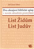 List Židům a List Judův - obálka