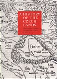 A History of the Czech Lands - obálka