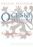 O české státnosti 3. Demokratický a laický stát - obálka